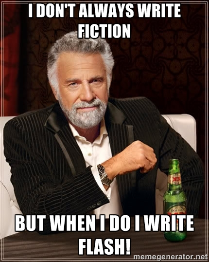 Most Interesting Flash Fiction